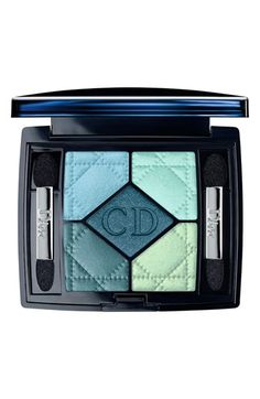 Eyeshadow: Dior 5 Couleurs - Haute Couture Eyeshadow Palette ($60 I want every color)!