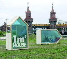 ONE SQM HOUSE , Van Bo Le-Mentzel + + + to speak at #typo13 http://typotalks.com/berlin/de/