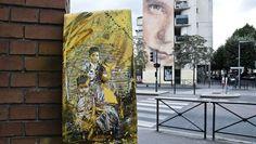 Paris – Street art in Vitry-Sur-Seine