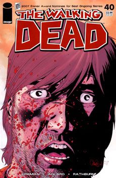 The Walking Dead : Comic Artwork #thewalkingdead