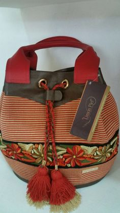 Limon Crafted in Designs Colombia Piel straps from From woven local tqdAFwnw