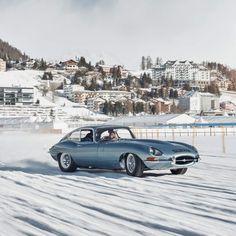 Jaguar Type, Jaguar Cars, E Type, Cars And Motorcycles, Classic Cars, Automobile, Racing, Bike, Vehicles