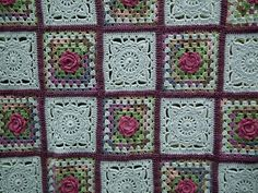 Ravelry: theemuts' a rose is a rose is a rose