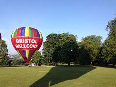 Beautiful autumn morning from Bath's Royal Victoria Park Bristol Balloons, Sydney Gardens, Autumn Morning, Scion, Creative Photos, Parks, Beautiful Places, Victoria, Bath