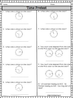 Elapsed Time - educationjourney