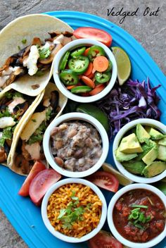 Vegan Tacos! Chef Jason Wyrick shares the Four Essential Components of a Good Taco. Plus Review, Mushroom Taco Recipe and Giveaway!