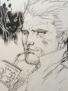 Constantine by Jim Lee *