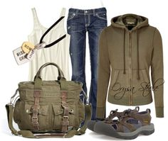 Military Mix, created by orysa on Polyvore