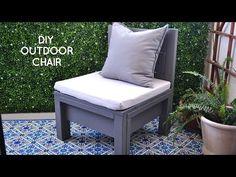 DIY outdoor furnitur