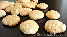 Biscoitos de coco