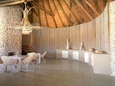safari lodge in Africa Colonial Home Decor, African Furniture, Restaurant Concept, Restaurant Design, Out Of Africa, Interior Decorating, Interior Design, British Colonial, Unique Furniture