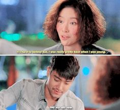 I just love Siwon in this drama, he's sooo sweet  She Was Pretty - Kdrama Choi Siwon, Hwang Jung Eum