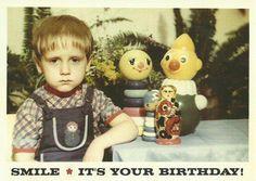 The Kitsch Bitsch Happy Birthday Vintage, Happy Birthday Funny, Happy Birthday Images, Birthday Messages, Birthday Pictures, Happy Birthday Wishes, Birthday Quotes, Birthday Greetings, It's Your Birthday