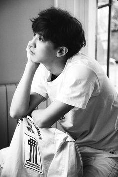EXO | Chanyeol | Black & White | EXODUS