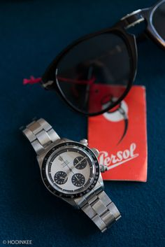 "hodinkee: ""Epic."" #Rolex #Daytona #PaulNewman"
