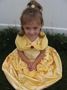 DIY Princess Dresses