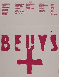 'Joseph Beuys. Original Graphic Works', Joseph Beuys | Tate
