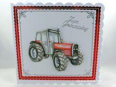 Traktor für Landwirte