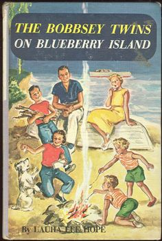 Loved 'The Bobbsey Twins' series as a young child