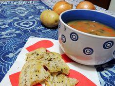 O inverno literalmente chegou, que frio está fazendo. Sorte  para aqueles que, como a Priscila do blog Receita Esperta, simplesmente amam um caldo ou sopa.