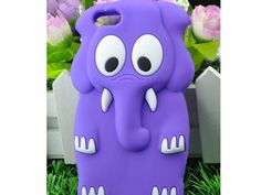 Cute 3D Animal Elephant Silicone Case Cover Skin for iPhone 5 Purple - http://www.mobilebliss.com/cute-3d-animal-elephant-silicone-case-cover-skin-for-iphone-5-purple - http://ecx.images-amazon.com/images/I/41jZSWJ0s3L.jpg