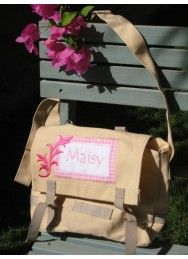 "Kindergarten bag ""Oriental Flower"""