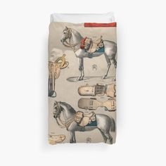 Duvet Covers, Catalog, Bedding, My Arts, Horses, Art Prints, Printed, Awesome, Stuff To Buy