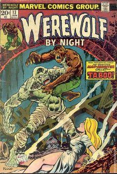 Werewolf......  by night.