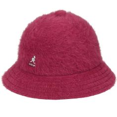 The furry Furgora Casual combines our iconic fabric   bucket hat shape to  create a true Kangol® original. 2af432d8b096