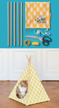 transformer des tag res en arbre chat pas cher 5 id es pour fabriquer son arbre chat. Black Bedroom Furniture Sets. Home Design Ideas