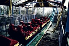 Photos Of The (Still) Abandoned Six Flags New Orleans. It's hard to believe it's been seven years since Hurricane Katrina...