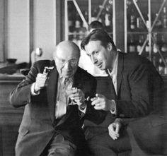 Robert Stolz und Peter Alexander