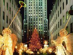 New York for Christmas!
