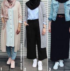 Fashion Hijab Sweety on Today Modern Hijab Fashion, Street Hijab Fashion, Hijab Fashion Inspiration, Islamic Fashion, Muslim Fashion, Hijab Style, Hijab Chic, Hijab Trends, Hijab Fashionista