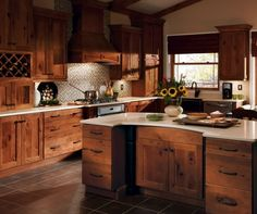 Hickory Shaker Style Kitchen Cabinets | New Interior Exterior ...