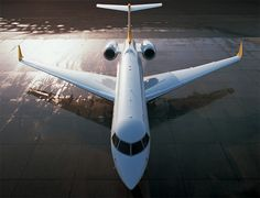 There is only one thing that I want (as far as material things go) in this world: A private jet. Also, I want to fly it.