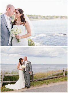Black Point Inn Wedding    Maine Wedding Photographer // @emilydelamater photography // Prouts Neck, Scarborough, Maine