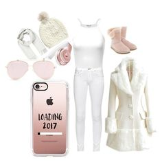 """Untitled #14"" by bnmcdonald on Polyvore featuring rag & bone, Beats by Dr. Dre, Brioni, Casetify, UGG and WithChic"