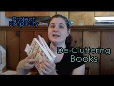 De-Cluttering Books