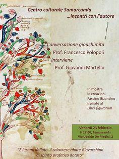 Italia Medievale: Conversazioni su Gioacchino da Fiore a Lamezia Ter...