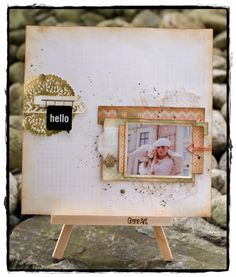 My Call on the September sketch. Magazine Rack, September, Sketch, Scrapbooking, Home Decor, Sketch Drawing, Decoration Home, Room Decor, Sketches