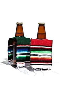 Sercal 'Serape Poncho' Bottle Cover (2-Pack) | Nordstrom