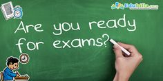 Things to keep in mind for an #exam_day  Click here to read<> http://www.edubilla.com/articles/common-category/things-to-keep-in-mind-for-an-exam-day/  #Public_Exams #Exams #12th_Exams