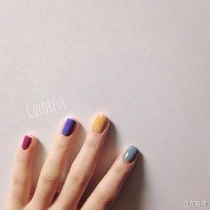 #diy #nails