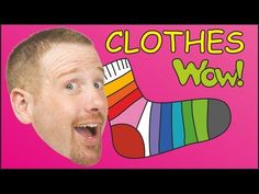 Clothing Song for Kids - My Clothes With Sentences - ELF Kids Videos - YouTube