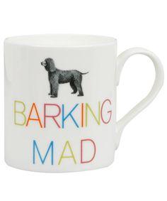 Barking Mad Mug | Gary Birks | Liberty London