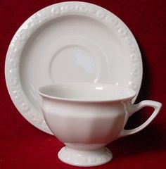 Maria White~Rosenthal China...  My mother's pattern♥