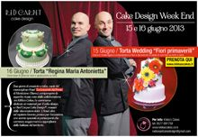immagine coordinata per Red Carpet Cake Design grafica di Maria Vittoria Gozio