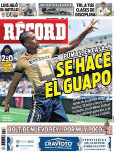 México - RÉCORD 24 de agosto del 2015