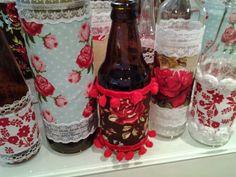 garrafas cor de rosa - Pesquisa Google